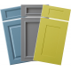 Painted Solid Wood Doors & Drawer Fronts