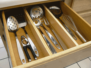 Expandable Drawer Organizers