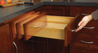 KV MuV+ Plus Concealed Undermount Drawer Slide