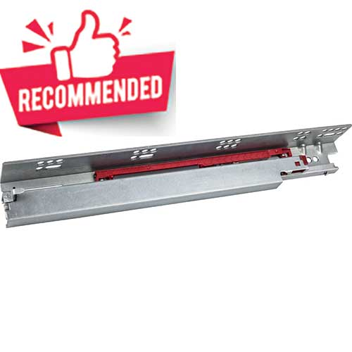 Vitus Concealed Undermount Drawer Slides