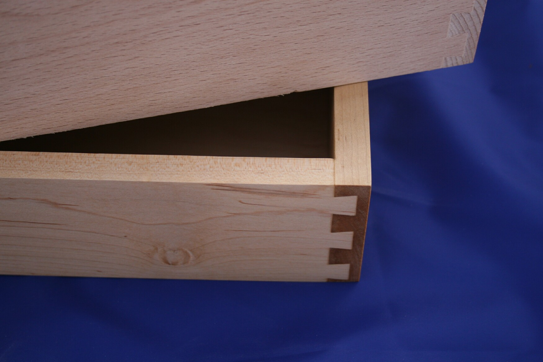 Custom Solid Wood Drawers
