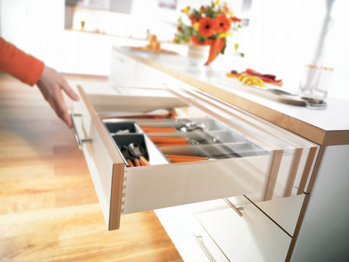 Blum Concealed Undermount Drawer Slides