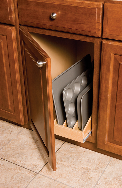 """Pantry Pullout Shelf for 48"""" to 63"""" cabinets"""