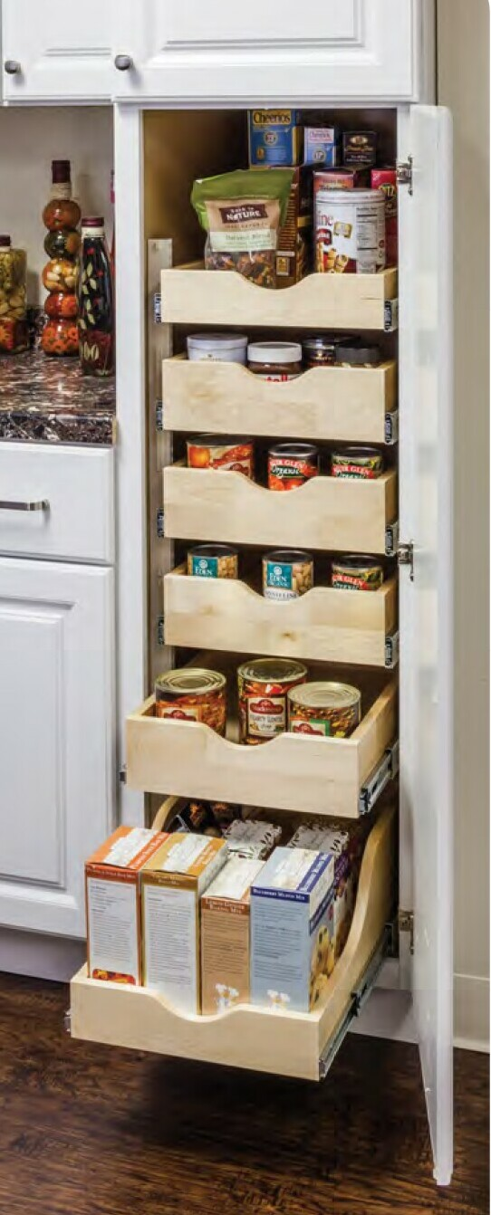 Pull Out Shelves For Pantry 1