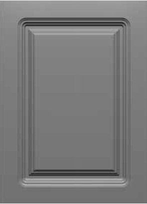 Unfinished 1 Piece Mdf Cabinet Doors