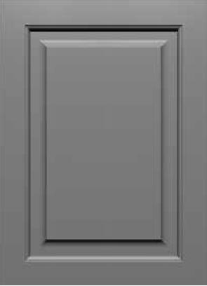 Square Corner 10SQ3 Style MDF Door