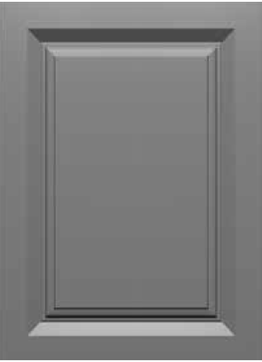 Square Corner 10SQ5 Style MDF Door