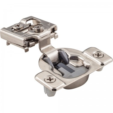 "Hardware Resources 1-1/2"" compact hinge with integrated soft-close"