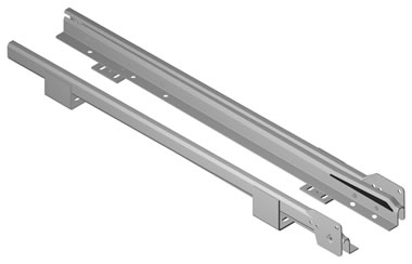 3/4 Extension Slides for Pullout Shelving