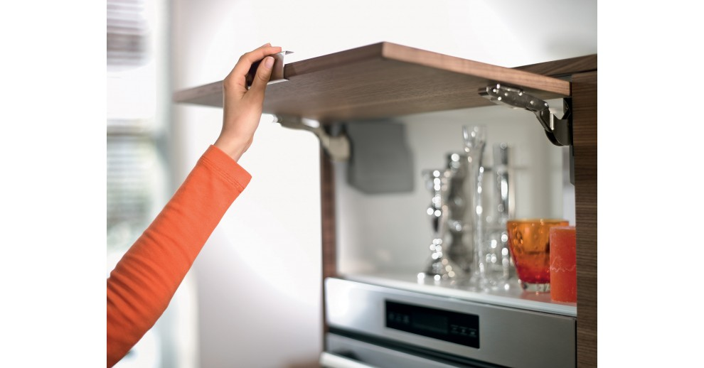 Lift Door Cabinet Hardware : Blum cabinet door lift systems cabinets matttroy
