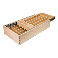 Nested Cutlery Drawer