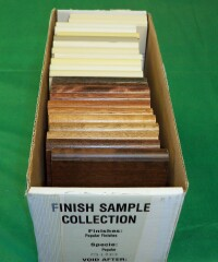 Finish Sample Kits