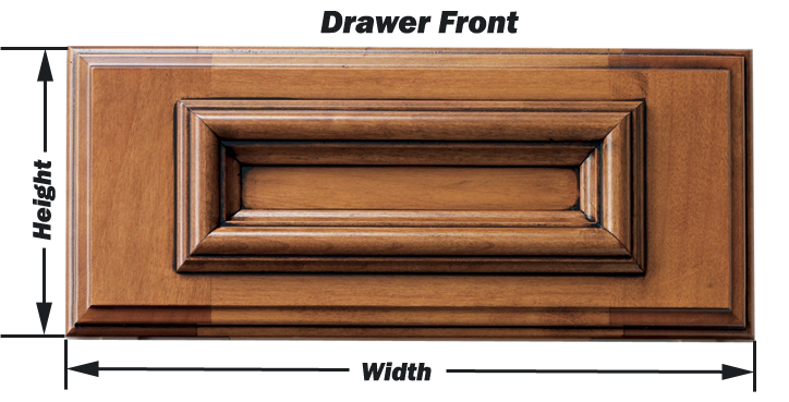 Cute Replacement Cabinet Doors And Drawer Fronts Decoration
