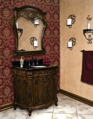 Jeffrey Alexander and Elements Vanity Sets