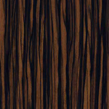Gloss Macassar Ebony RTF Thermofoil