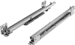 Hettich Quadro FAQ drawer slides for frameless cabinets