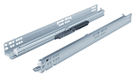 Hettich Quadro V6 IW21 drawer slides for frameless cabinets