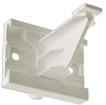 Hettich Quadro FAQ drawer slides plastic rear mounting bracket