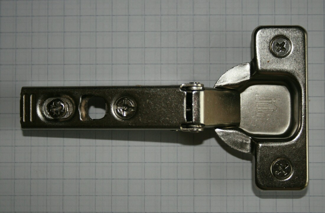 90° Long Arm Hinges