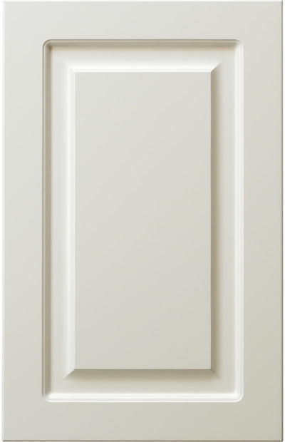 White Thermofoil Cabinet Doors