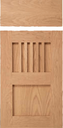 Mission I Arts and Crafts Style Cabinet Door