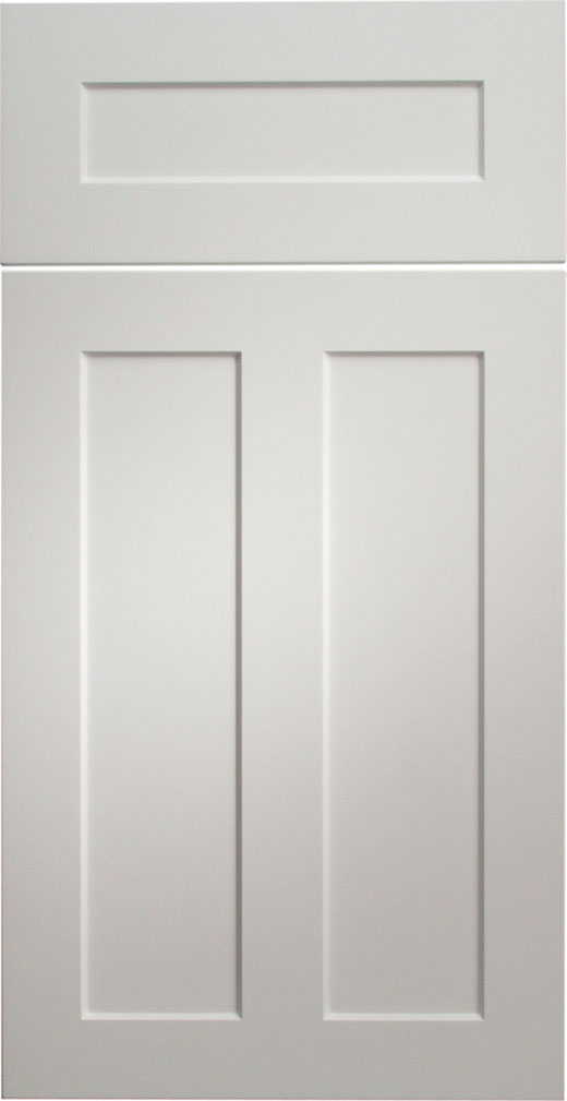 Shaker Style - Double Panel RTF Cabinet Door