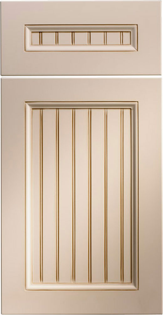 Traditional Style - Amesbury II Glazed RTF Cabinet Door