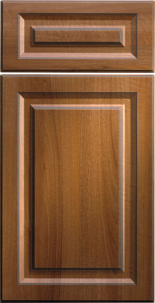 Traditional Style - Breckenridge Glazed RTF Cabinet Door