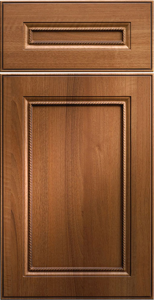 Traditional Style - Stonebridge Glazed RTF Cabinet Door