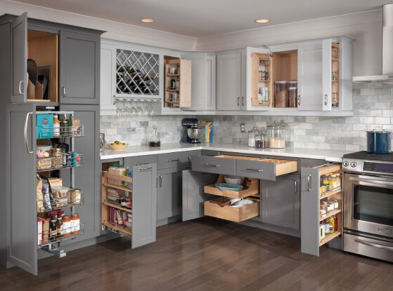 Kitchen & Home Organization