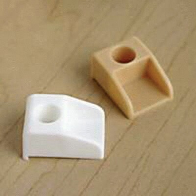 Shelf Pegs, Bumpers & Brackets