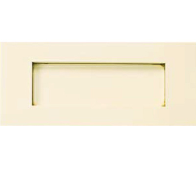 White drawer front Cambridge Quikdrawers Shaker Style White Painted Drawer Fronts