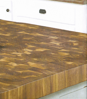 Solid Wood Countertops and Cutting Boards