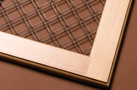 Wire Grille Insert for Mullion Cabinet Doors & Wire Grille Insert for Mullion Cabinet Doors Wire Grille Inserts in ...