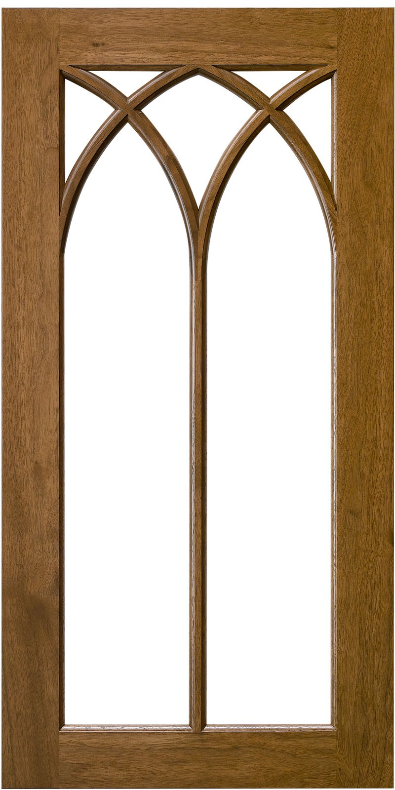 Conestoga Arched Lite Mullion Door