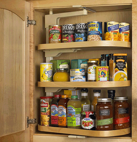 Kitchen Cabinet Spice Racks: Spice Racks