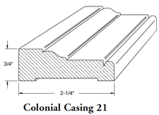 Colonial Casing 21