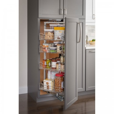 Pantry Swing Out Shelf