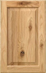 Natural Rustic Red Oak