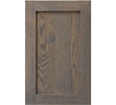 Shaker Style Stained Cabinet Doors Custom Stained Shaker Cabinet ...