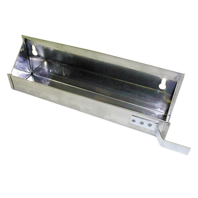 KV Stainless Tip Out Tray