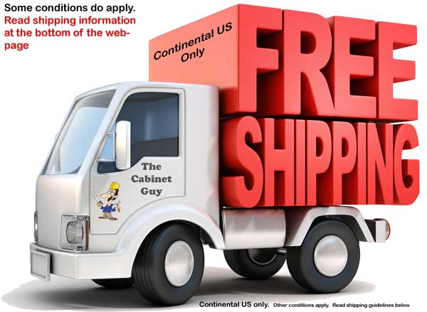 Free Shipping in Continental US - Conditions apply