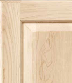 FSC Certified Hard Maple Cabinet Door