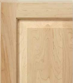 ... FSC Certified Paint Grade Hard Maple Cabinet Door ...  sc 1 st  QuikDrawers & FSC Certified Wood Cabinet Doors FSC certified custom wood cabinet ...