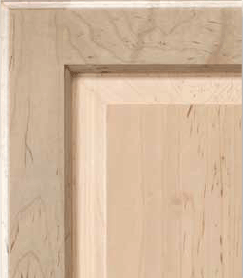 FSC Certified Soft Maple Cabinet Door