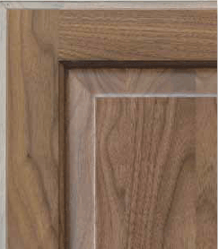 FSC Certified Walnut Cabinet Door