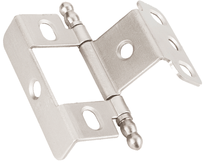 "3/42"" Full Wrap Around Hinge - Full Inset"