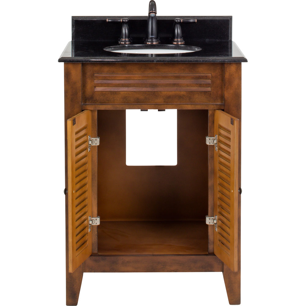 "26-1/2"" Lindley Vanity with granite top"