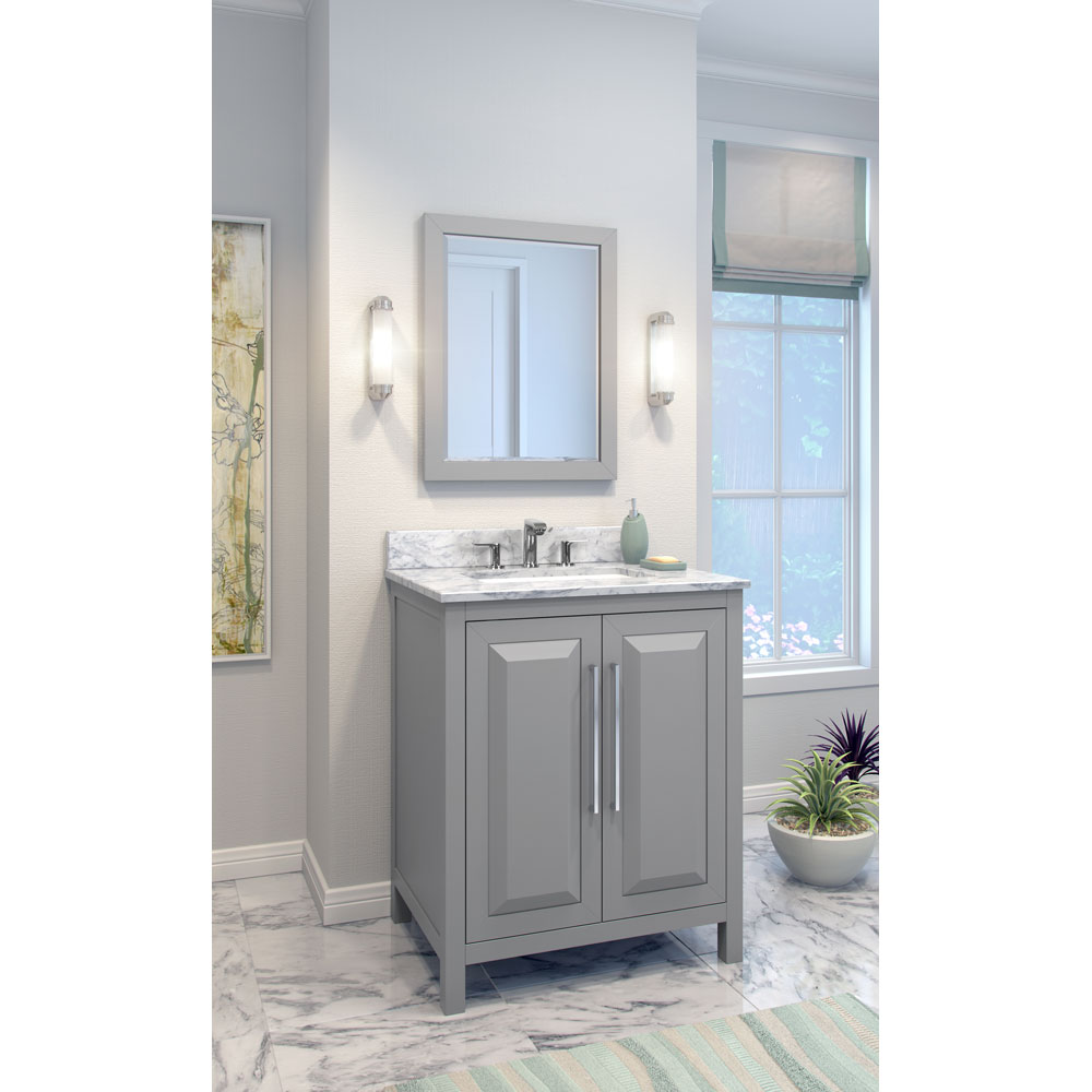 "30"" Cade Contempo vanity in Grey"