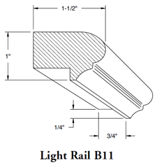 Light Rail B11
